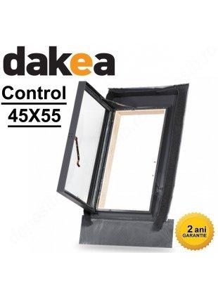 Fereastra luminator Dakea Control 45x55