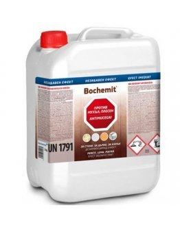 Solutie curatare lemn innegrit si mucegai - Bochemit Antimucegai 5 Kg